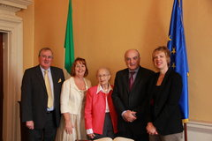 Catherine McGuinness address at the Seanad June 2014