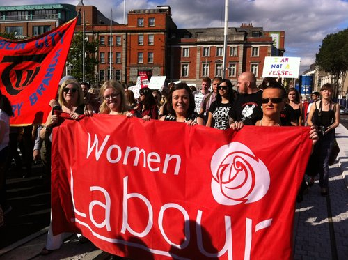 Labour Women repeal 8th