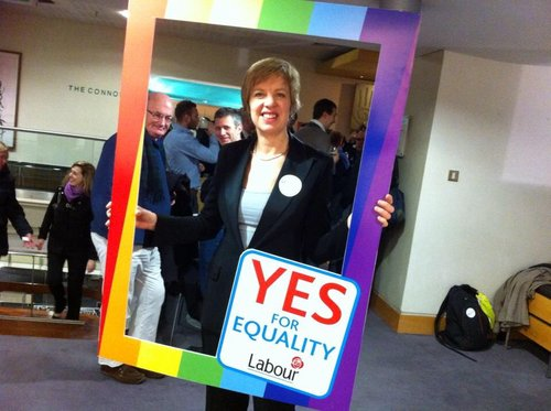 Labour Party launch Marriage Equality Referendum,February, Liberty Hall